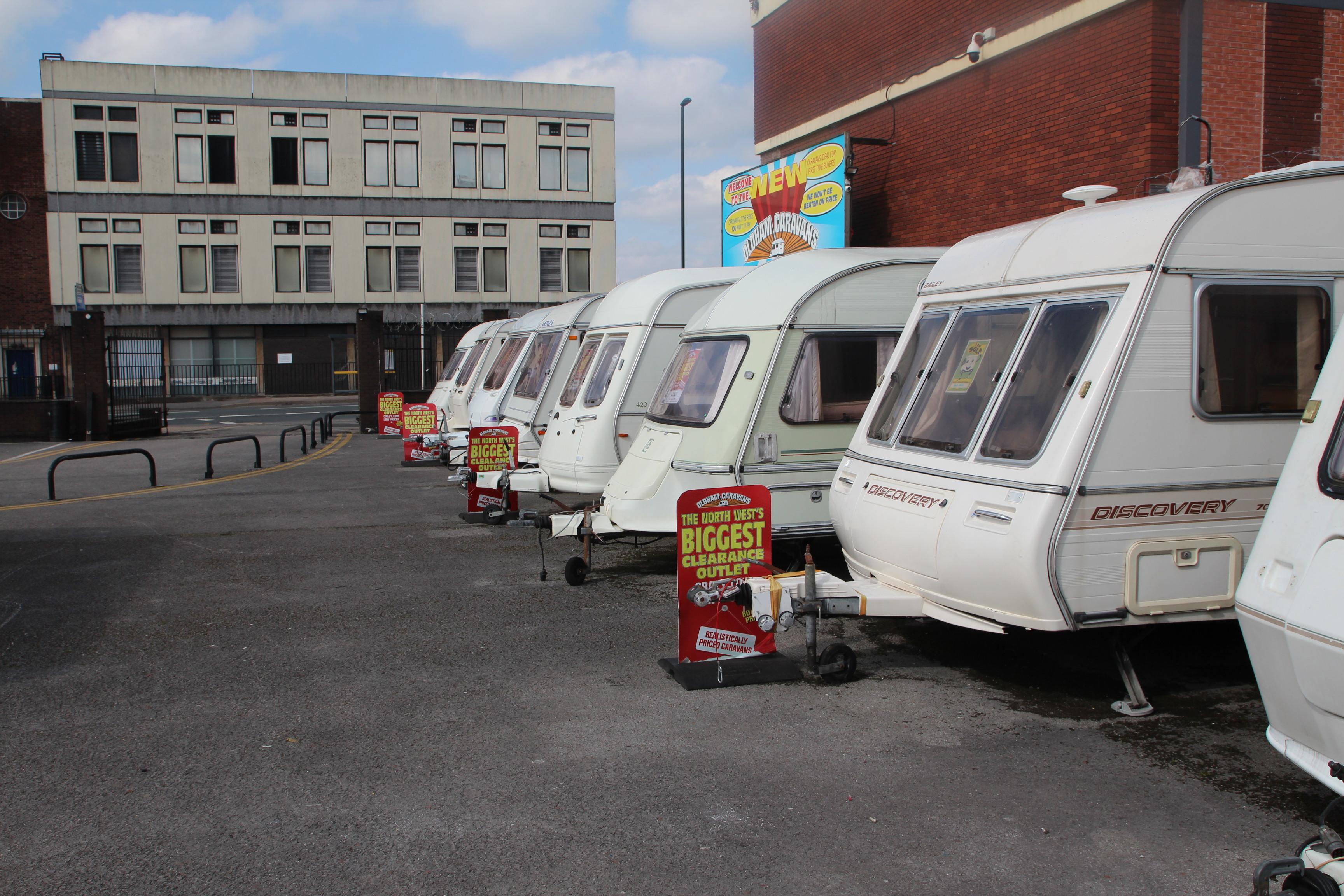 Oldham Caravans Oldham Caravans