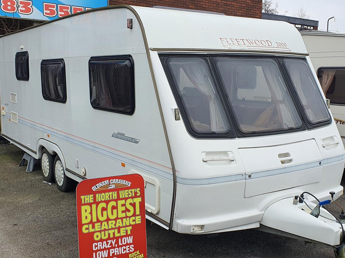 Fleetwood Heritage 600-EB 2000
